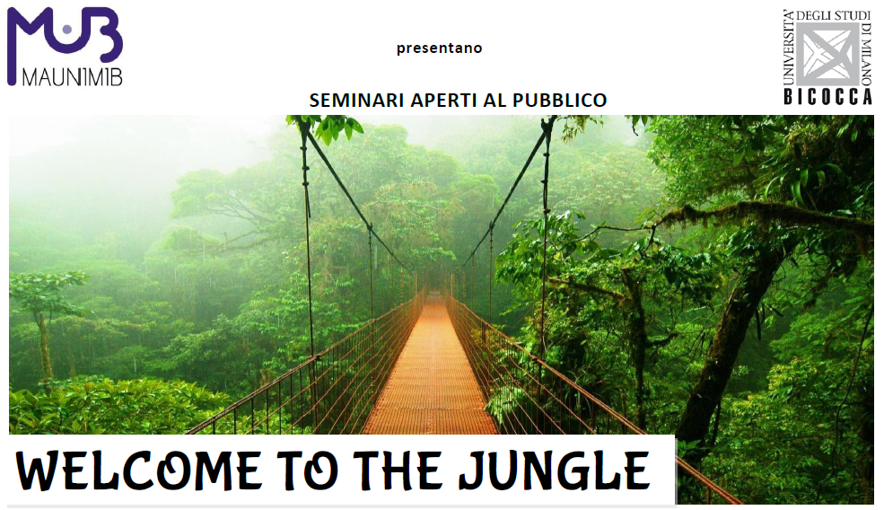 Softskill. Prosegue il ciclo Welcome to the Jungle.