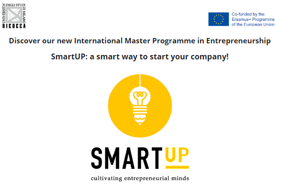 SmartUp an international program for european entrepreneurship